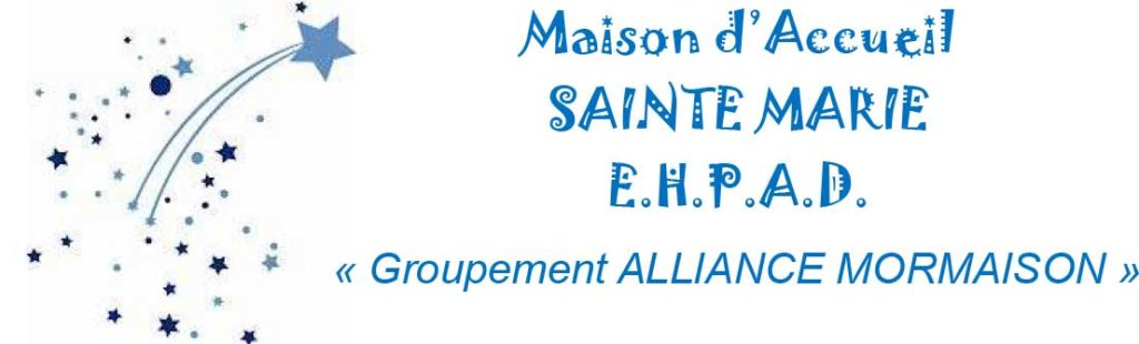 EHPAD Saint Marie Talmont